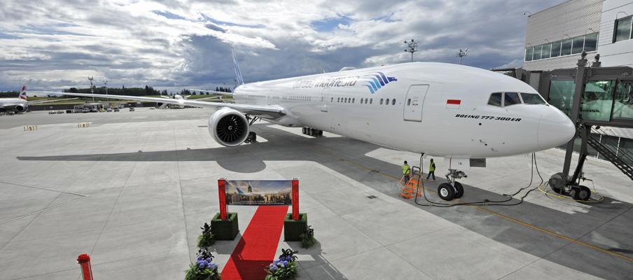 Hari ini Garuda Indonesia Resmi Layani Penerbangan Jakarta – London