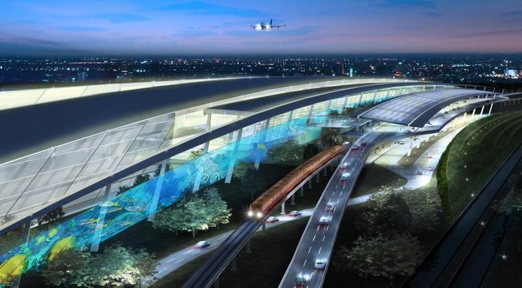 AP II Bangun Infrastruktur Tambahan di Terminal 3 Bandara Soetta