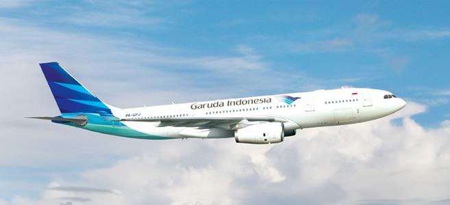 Garuda Indonesia, Maskapai Pertama yang Beroperasi di T3 baru.