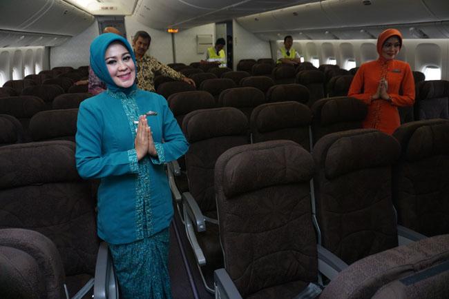 Garuda siapkan 442 awak untuk layani penerbangan haji