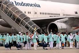 Garuda Indonesia Pastikan Jemaah Haji Tiba di Tanah Suci Tepat Waktu
