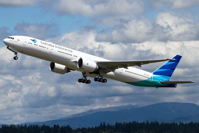 Garuda Indonesia Paling Siap Buka Penerbangan ke Amerika