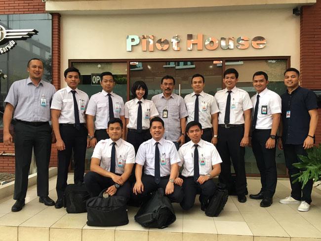 Sadar Pentingnya Organisasi Profesi, 8 Pilot ab initio Daftar ke APG