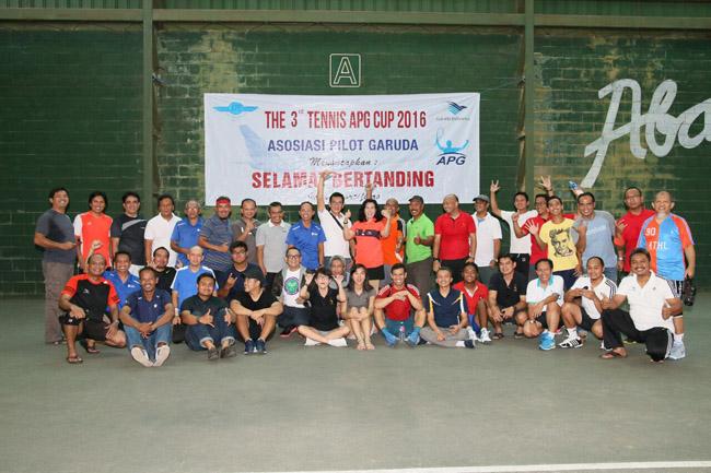 Tim Tenis APG akan Beradu Tangkas dengan Tim Tenis Freeport