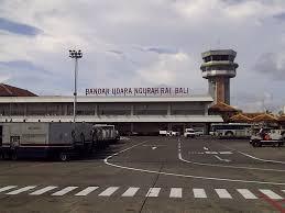 Hari Raya Nyepi, Bandara I Gusti Ngurah Rai Bali Ditutup