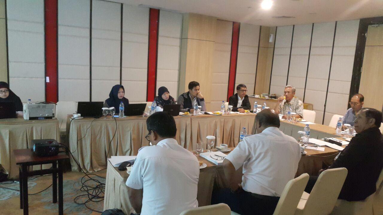 APG Menghadiri Pembahasan Draft Sistranas Transportasi Udara