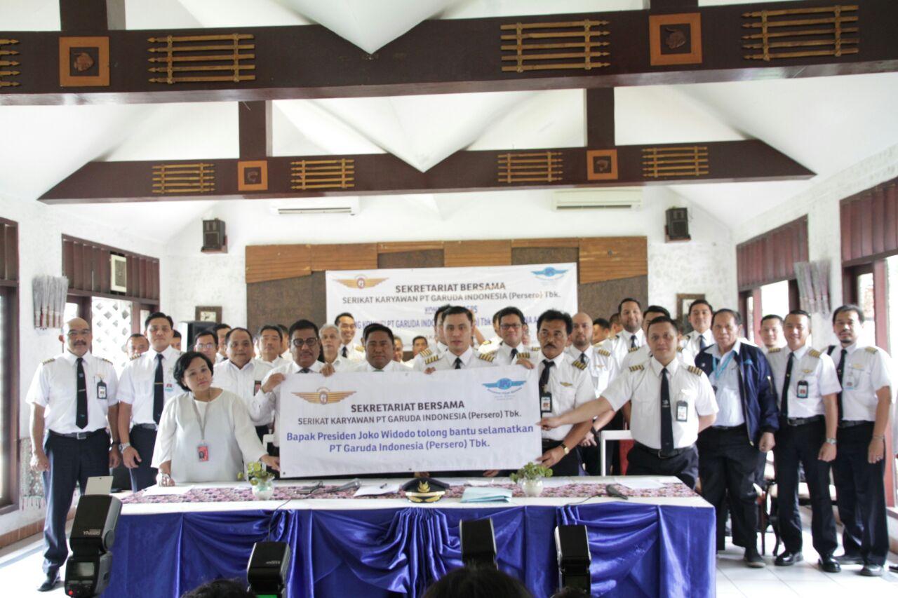 Press Release APG – Mengenai Restrukturisasi Jajaran Direksi PT. Garuda Indonesia