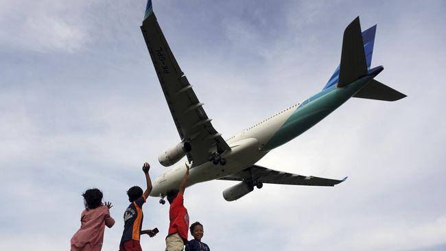 Insentif Tiket Pesawat Berlaku 1 Maret