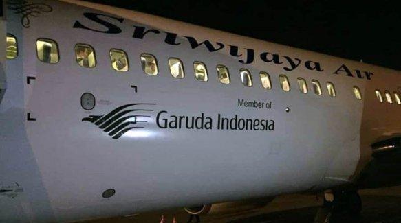 Logo Garuda akan Kembali Dipasang
