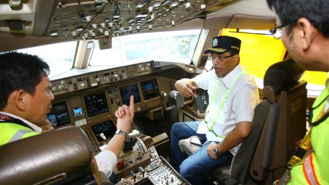 Kemenhub :Efek Wabah Corona, Rute Penerbangan Domestik Tak Ditutup