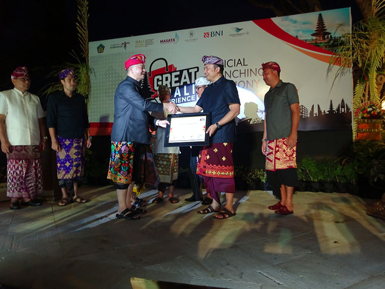 Garuda Indonesia Dukung Bali Great Xperience
