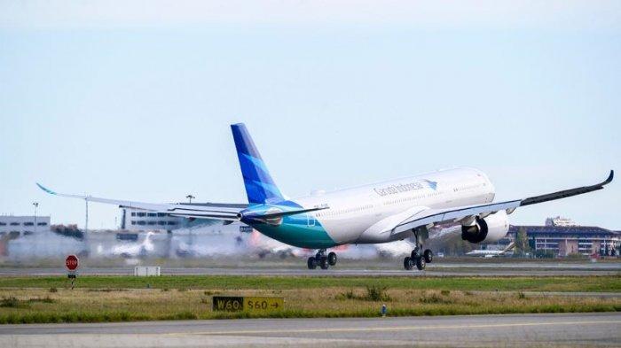Garuda Indonesia (GIAA) akan restrukturisasi utang jangka pendek