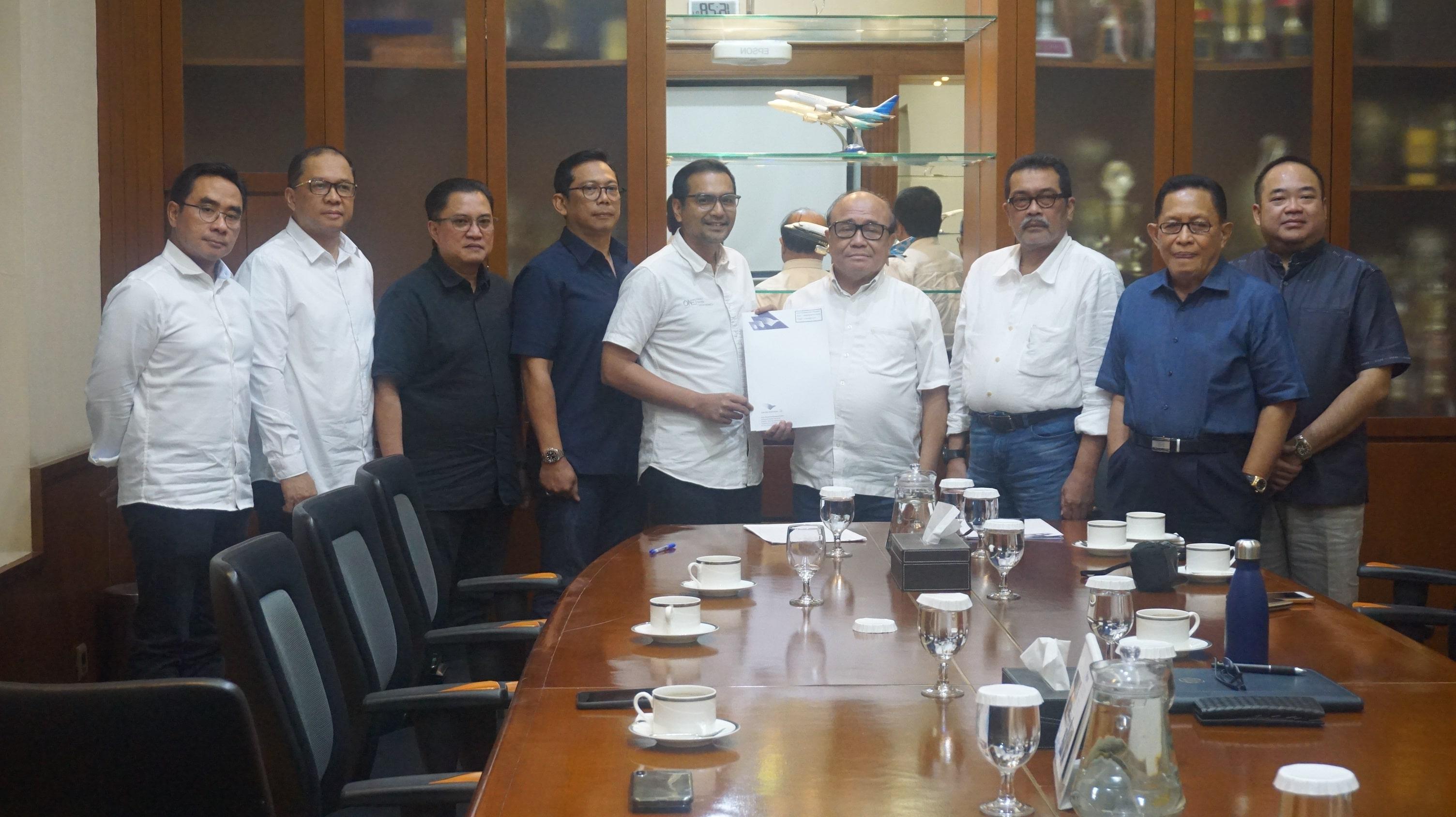 Garuda Indonesia Mendukung Keputusan Menteri BUMN Terkait Penataan Anak dan Cucu Perusahaan