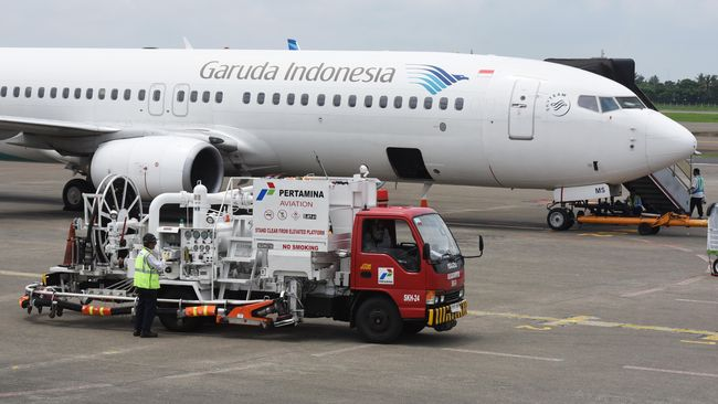 Garuda Indonesia Grounded 30 Pesawat Akibat Pandemi Corona