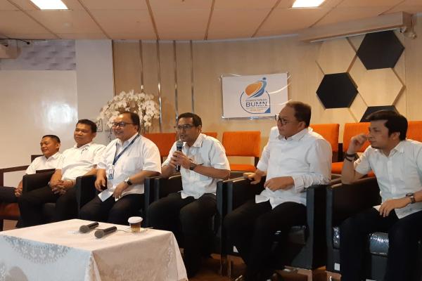 Rencana Kerja Plt. Direksi Garuda Indonesia (GIAA)  Beserta Jajaran