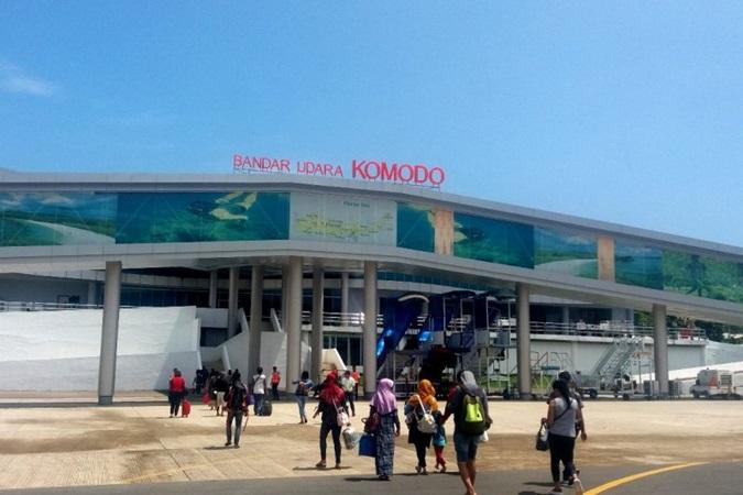 Pemerintah Kembangkan Bandara Komodo Labuan Bajo