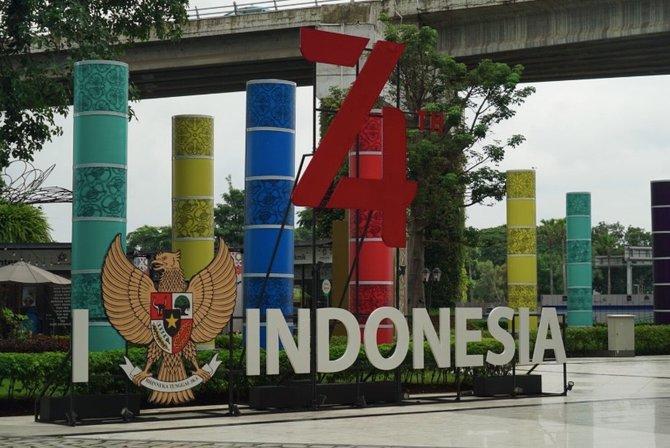 Angkasa Pura II Hadirkan Spot Foto di Bandara Soekarno-Hatta