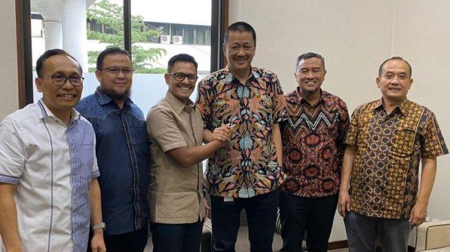 Dirut Garuda Indonesia Jadi Ketua Dewan Pembina INACA
