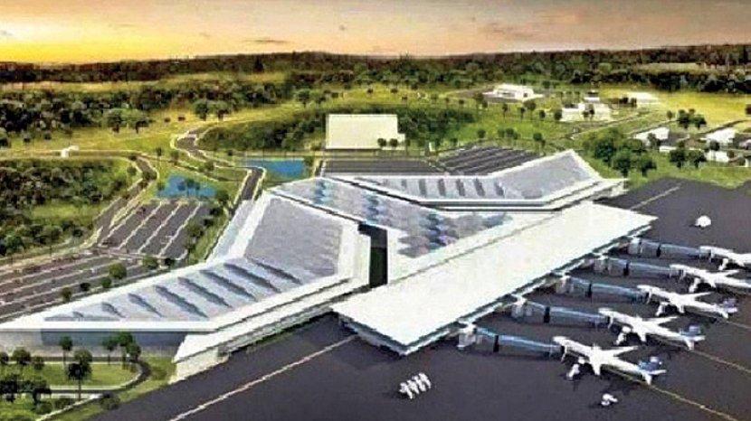 Pembangunan Bandara Kediri Masuk Proses Pembebasan Lahan
