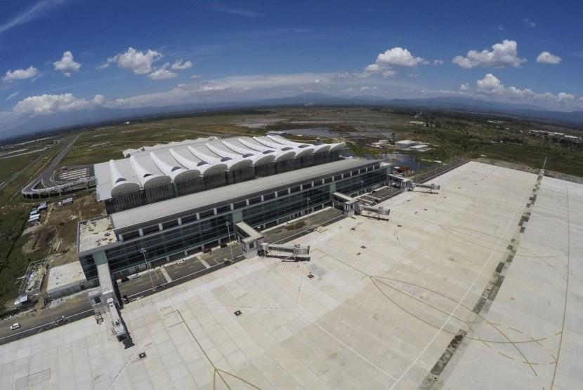 Bandara Kendiri Tahap Awal Berdaya Tampung 1,5 Juta Penumpang