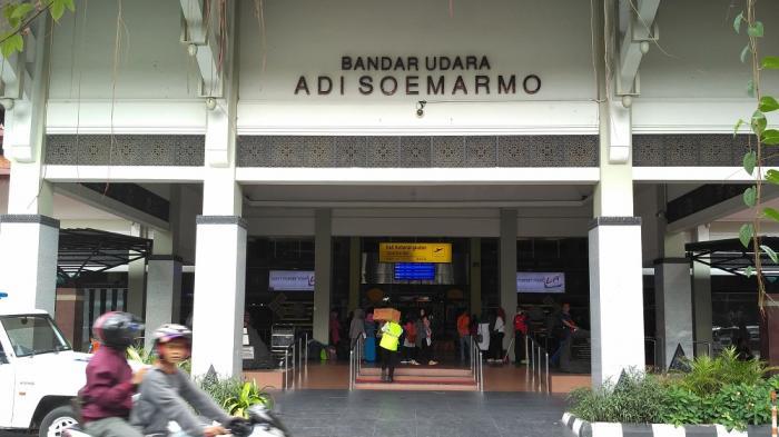 Imbas Erupsi Merapi, Bandara Adi Sumarmo Ditutup Sementara