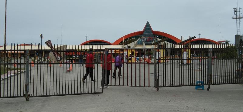Bandara Sentani Resmi Ditutup Sementara, Hanya Layani Penerbangan Darurat dan Kargo