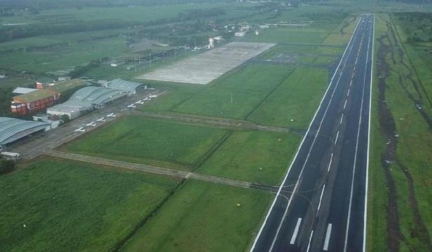 Akhir Maret, Landasan Bandara Banyuwangi Rampung Diperpanjang