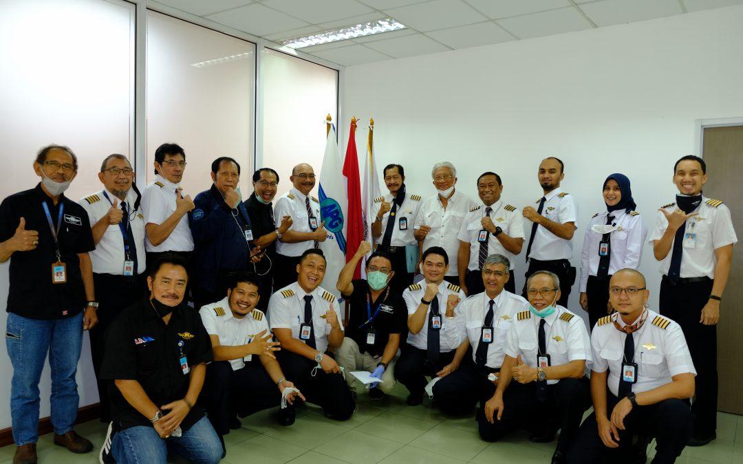 APG dan IPI Sepakat Keanggotaan di IFALPA